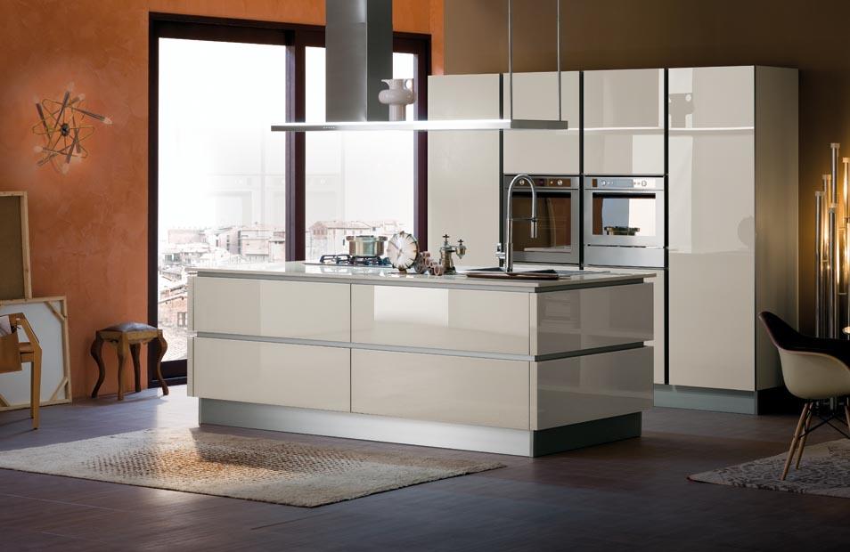 Mise en situation du modèle de cuisine Riflex