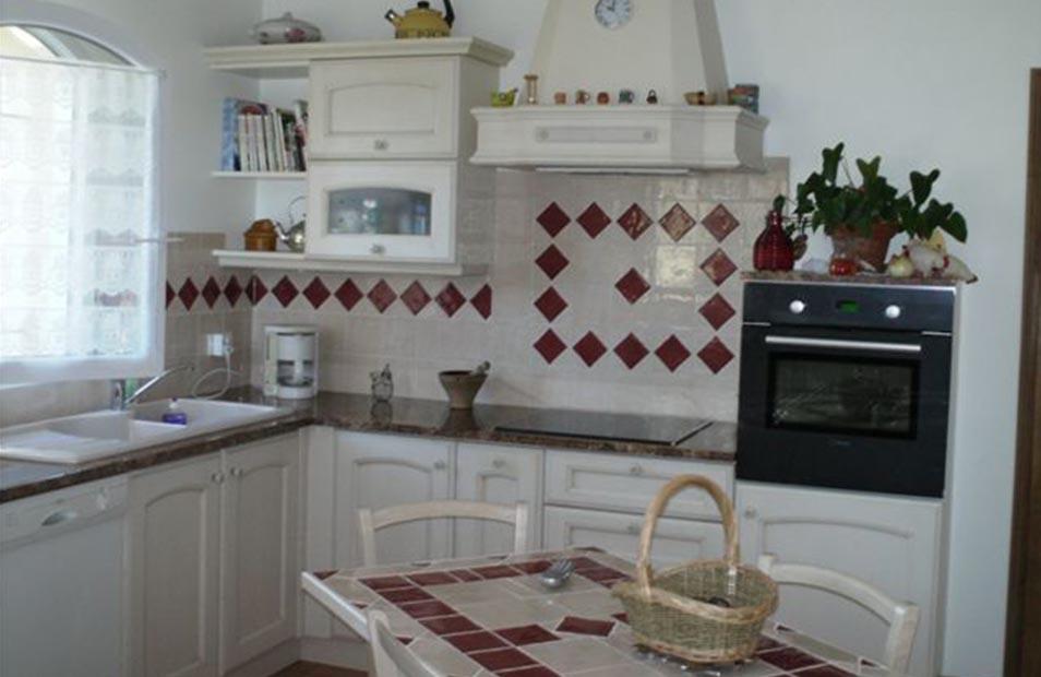 Réalisation de cuisine Portes par Socodi