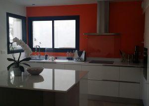 Réalisation de cuisine Oyster par Socodi